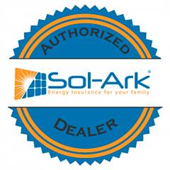 Sol-Ark Authorized Dealer